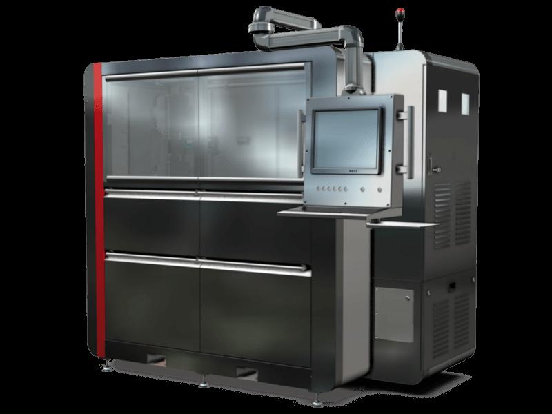 Imprimante 3D pour l'industrie pour des grandes pièces et large volume