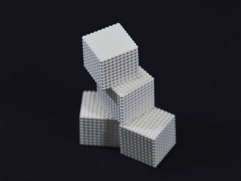 Impression 3D de céramique biocompatible pour le médical