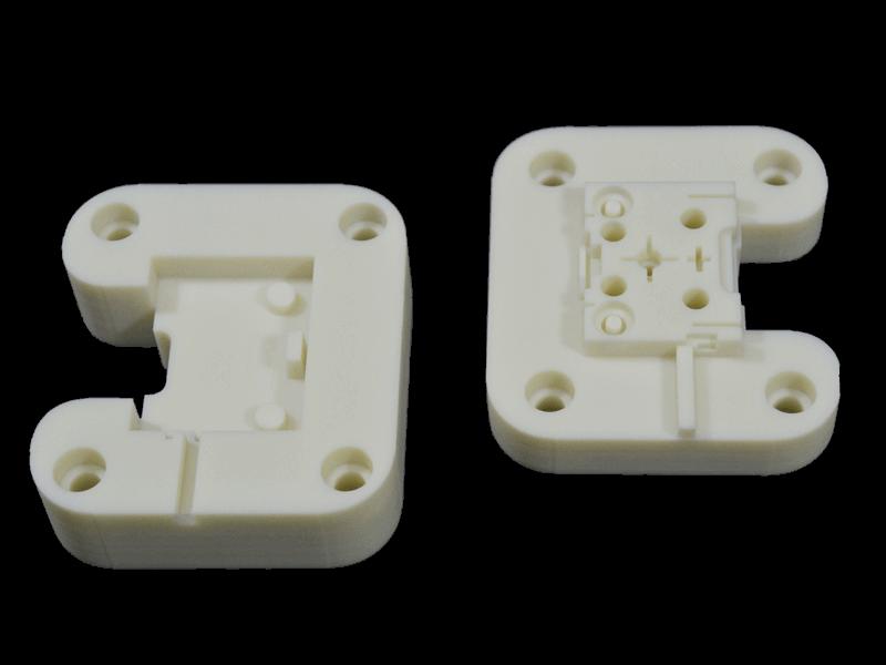 Matériau d'impression 3D pour moules d'injection