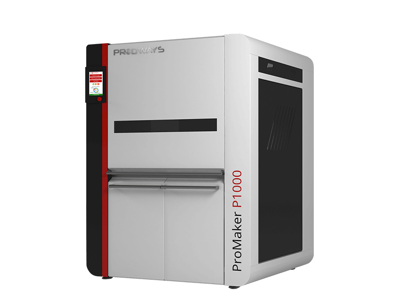 Imprimante 3D industrielle pour fabrication additive plastique