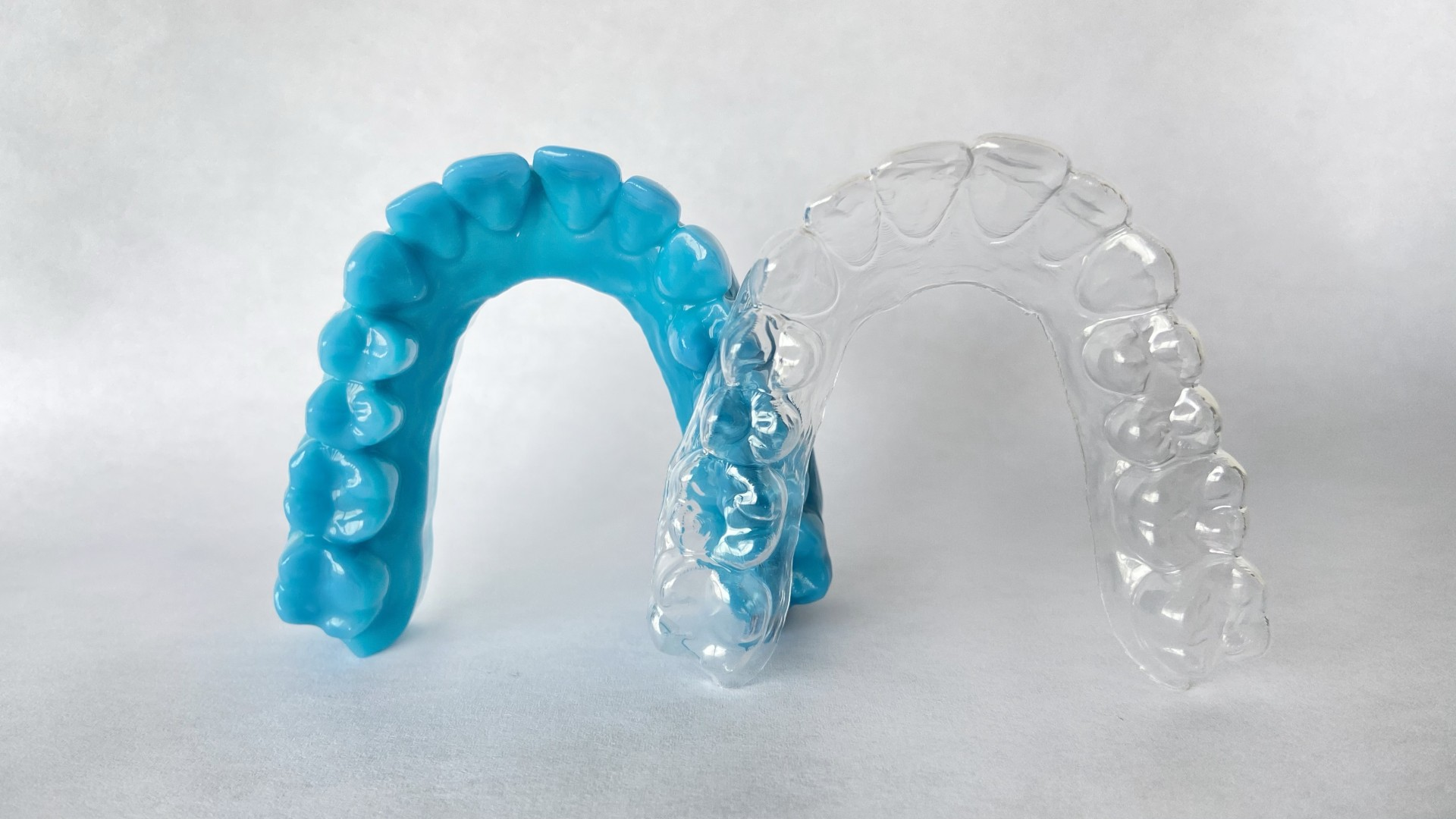 Clear aligners: making high-end alignment mold with Absolute Aligner, a perfect material