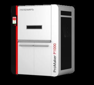 3D sls printer Promaker P1000 Prodways