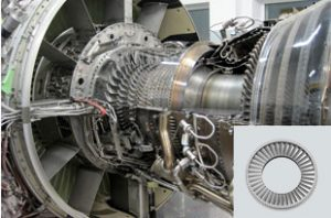 Aerospace-low-wax-casting-turbine-blades-plane-3D-printing