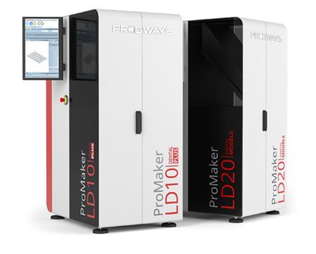 3d dental printer LD10 & LD20