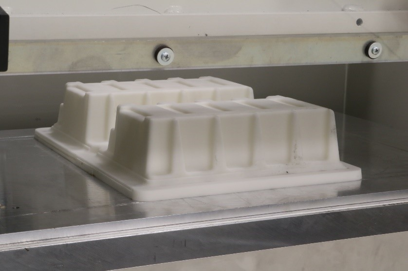 3D printed thermoforming mold, courtesy of  ADaM - Continental
